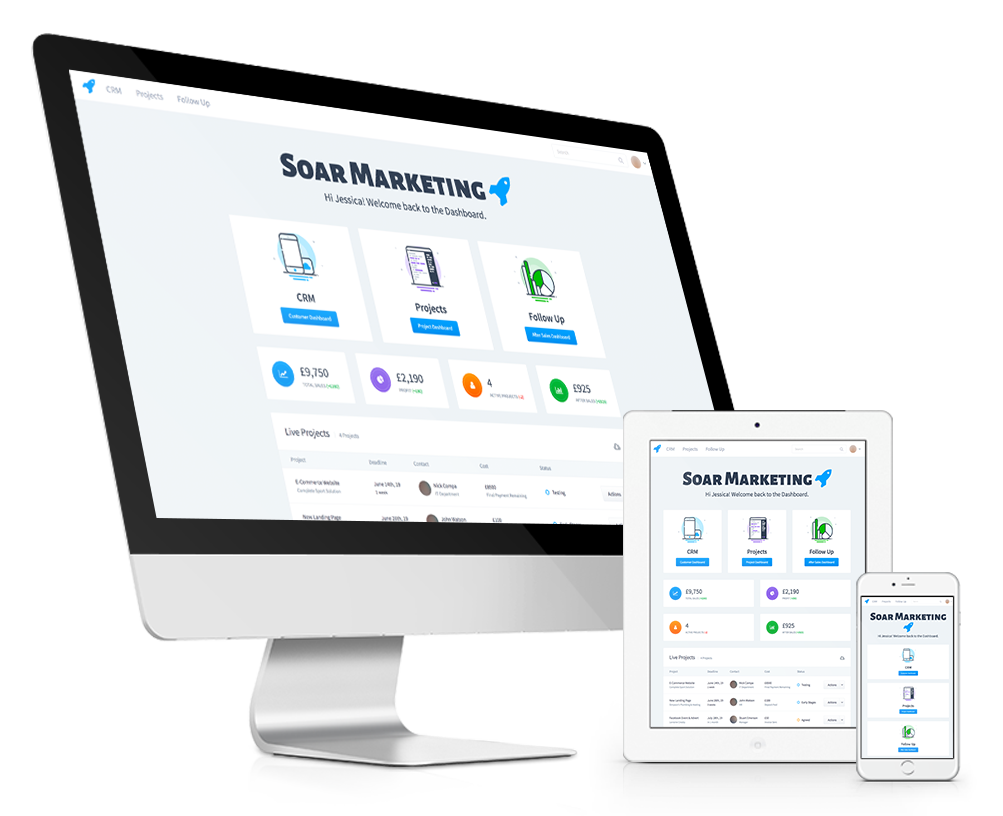 Soar Responsive Web Design