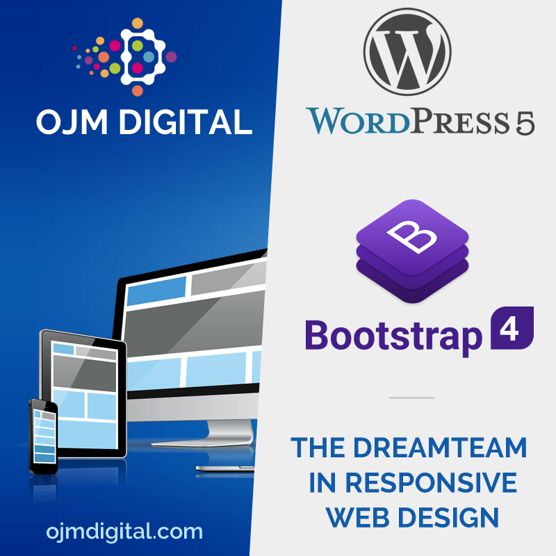 Dreateam in Web Developing - OJM Digital